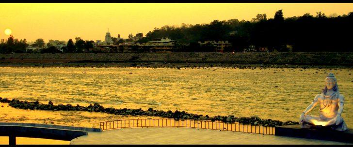 Rishikesh - Ciudad
