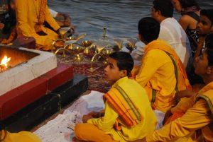Rishikesh - Aater Ritual