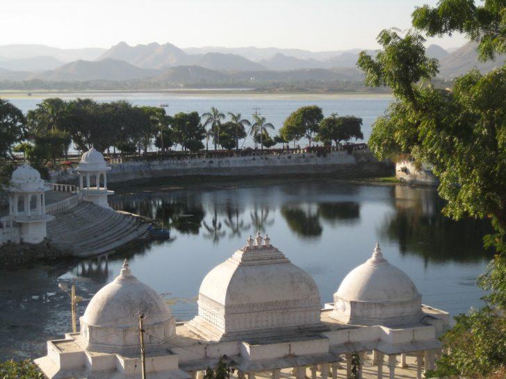 Mejores lagos de India - Lake Pichola