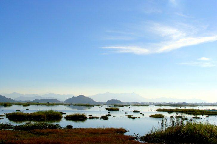 Mejores lagos de India - Loktak Lake