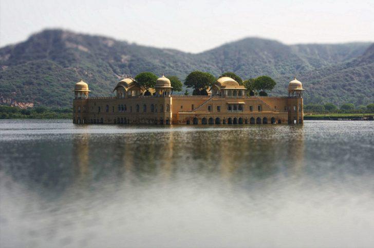 Mejores lagos de India - Man Sagar