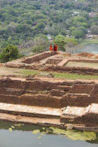 Viajar a Sri Lanka en noviembre - Complejo palaciego de Sigiriya
