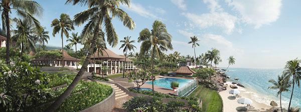 Hotelería en Sri Lanka - Anantara Tagalle