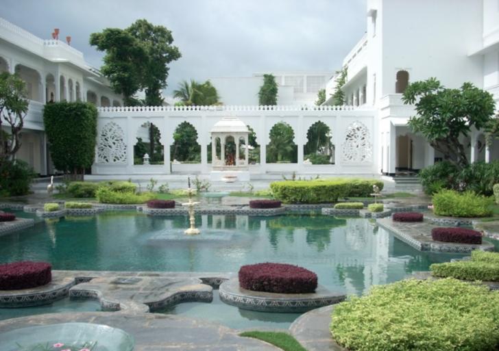 palacios para dormir en India