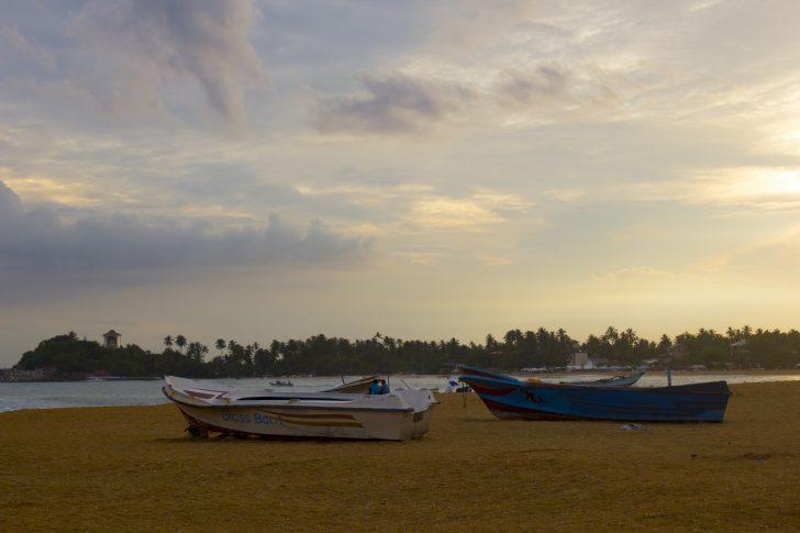 Malaria en Sri Lanka - Costa Sur