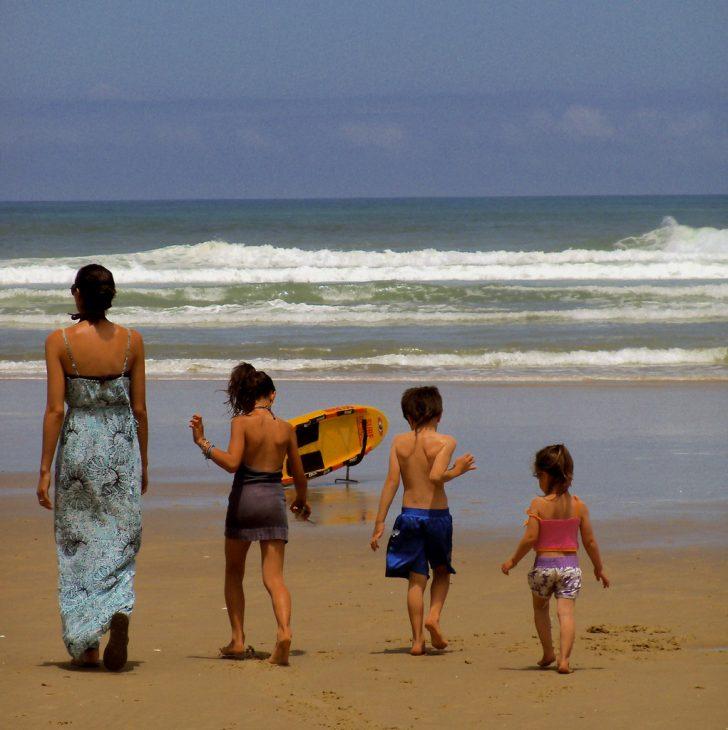 viaje para singles con niños