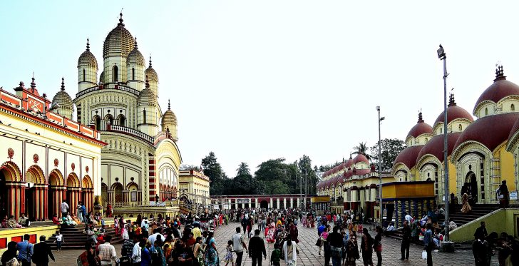 vuelo directo a delhi - kolkata-templo-de-la-diosa-kali-c-sean