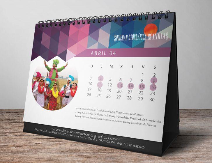 abril Fiestas en la India 2017