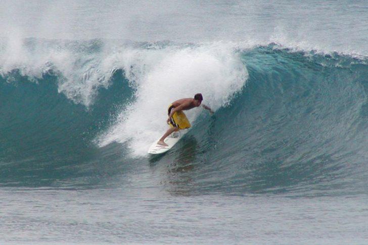 Surf en la India