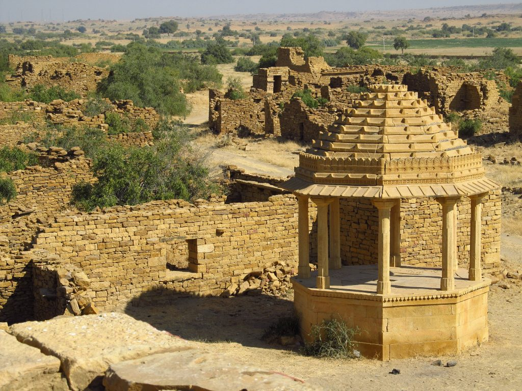 Charming villages in North India - Kuldhara