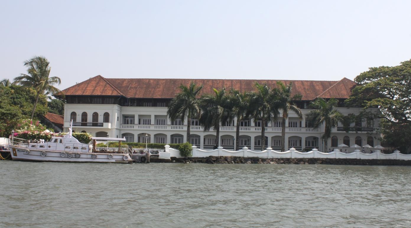 Hoteles de lujo ecol gicos en india - Hotel de lujo en granada ...