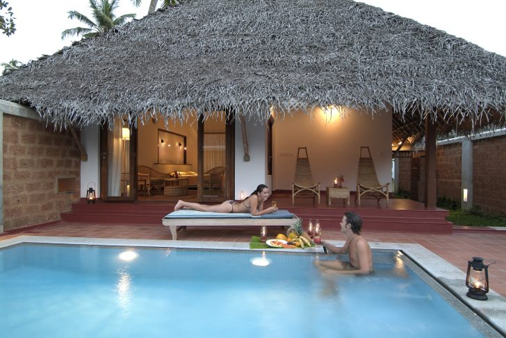 Hoteles de lujo ecológicos