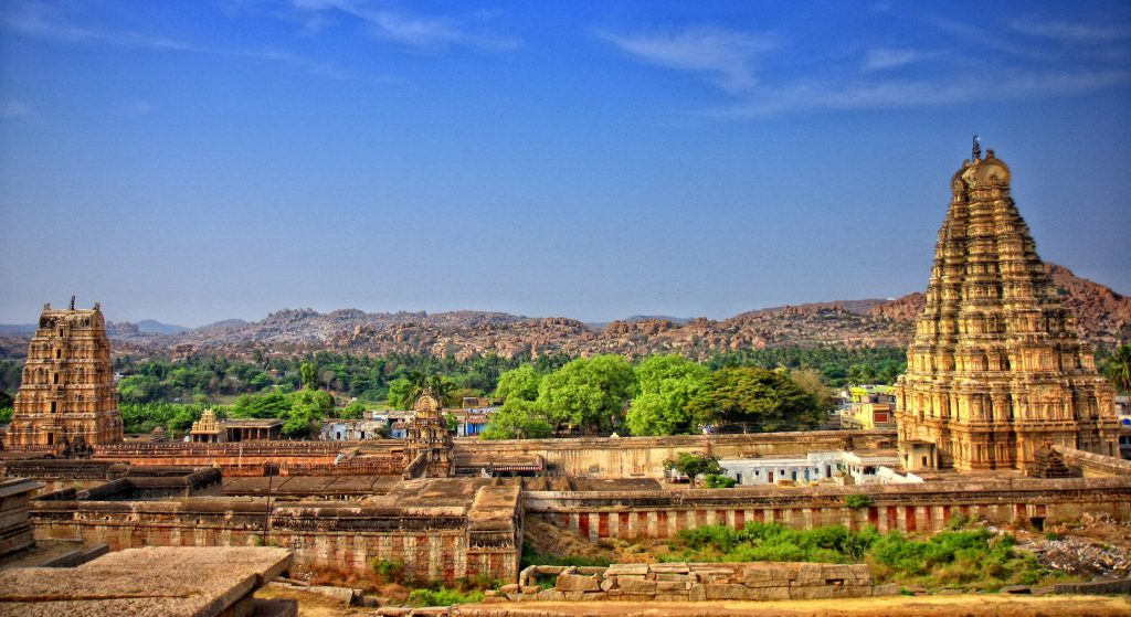 7 charming villages in South India - Hampi in Karnataka