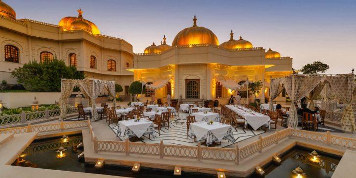 WIFI gratis en todos los hoteles Oberoi