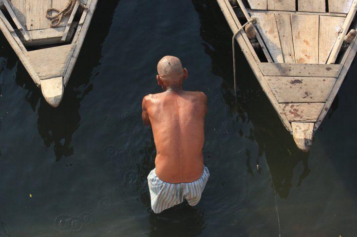 Viaje a la India - Varanasi