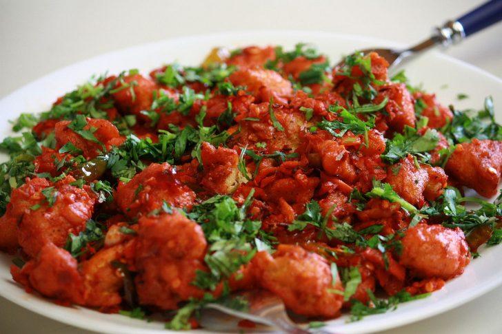 Comidas más picantes de la India