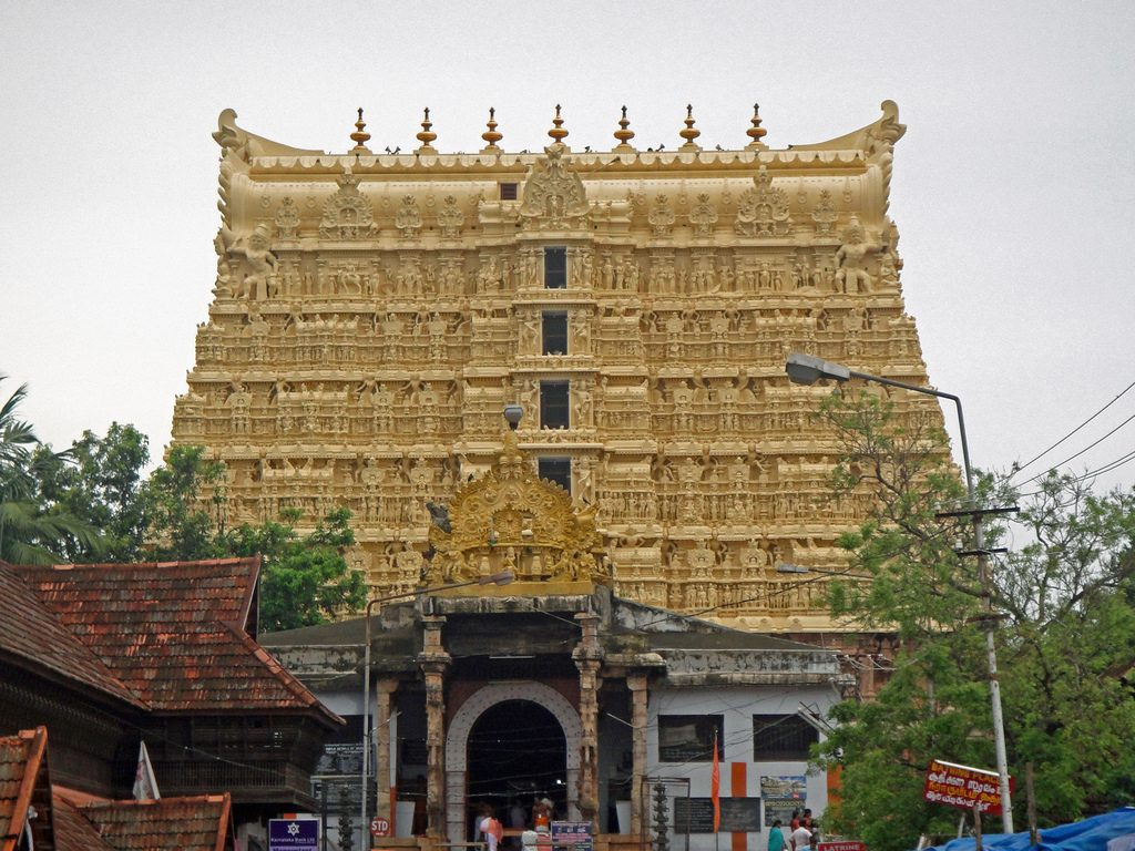 the most expensive temple in the world