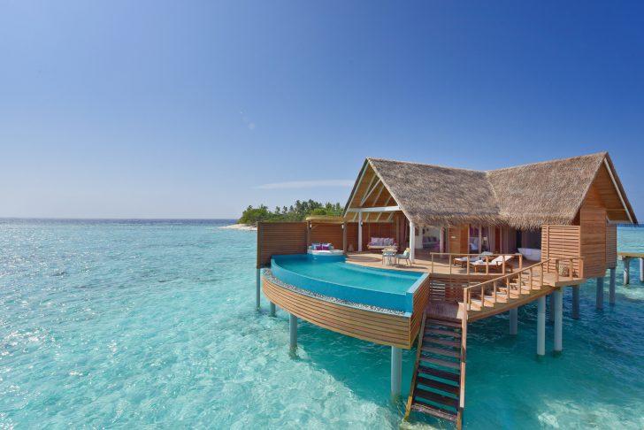 tendencias en hotelería de Maldivas