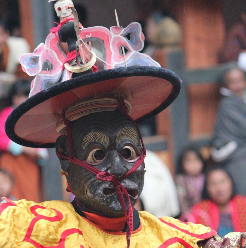 Calendario de festivales de Bután