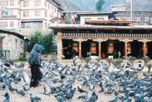 origen del nombre de Bután