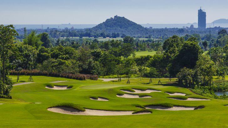 Golf en Dubái, India y Tailandia
