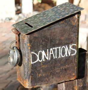 Visitar una ONG en India. Donaciones
