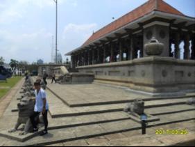 Colombo, la capital de Sri Lanka