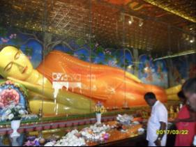 Anuradhapura en Sri Lanka
