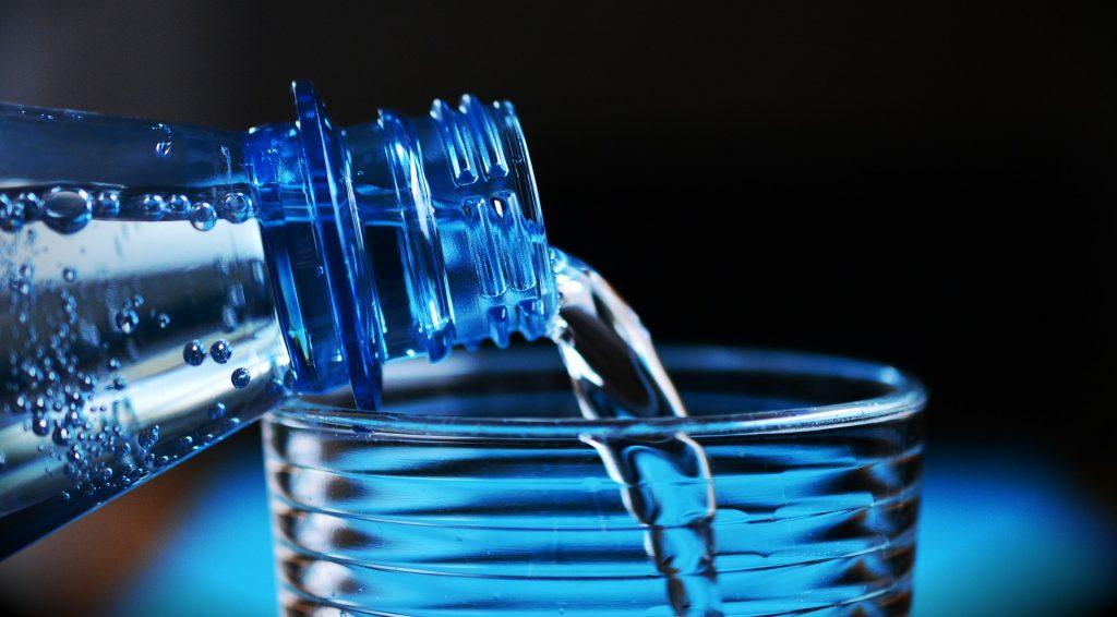 El agua en India