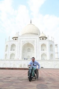 India Accesible - Taj Mahal