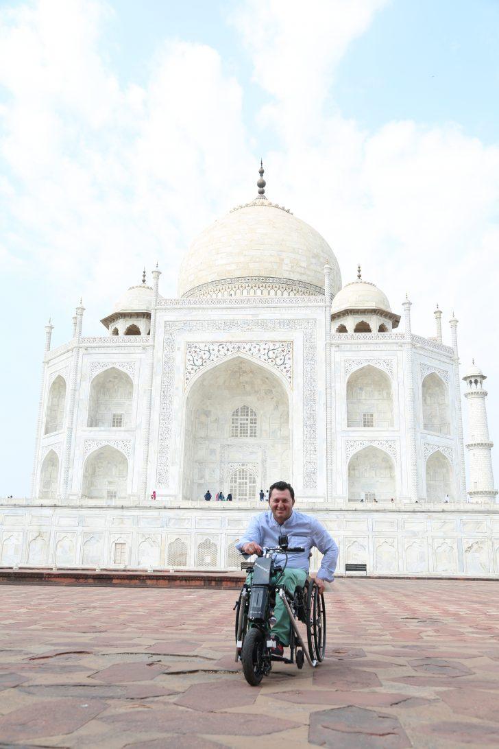 India Accesible - Taj Mahal