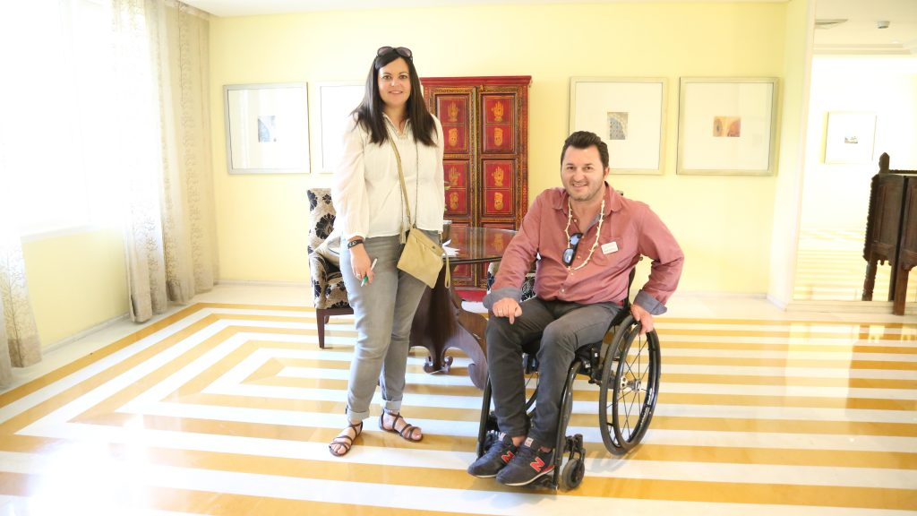 India Accesible: hoteles de Jaipur