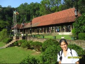 Kandy en Sri Lanka