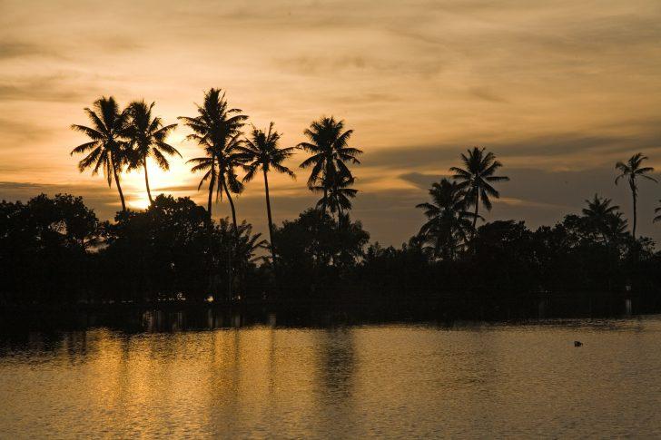 Las mejores puestas de sol de India
