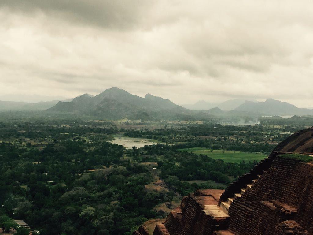 Sigiriya y Polonnaruwa