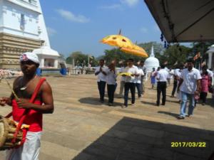 viajar-a-sri-lanka Anuradhapura en Sri Lanka