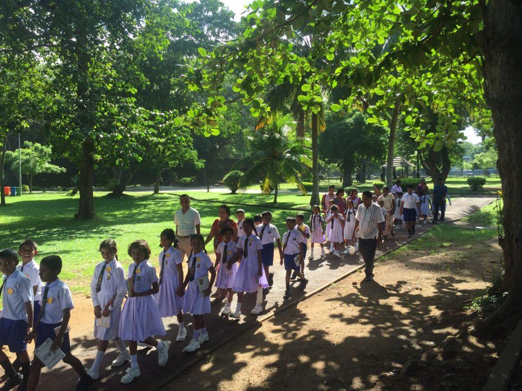 Información básica sobre Sri Lanka