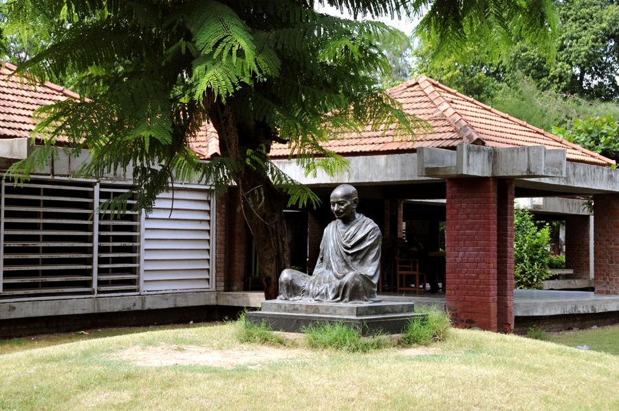 Ashram de Mahatma Gandhi en Ahmedabad