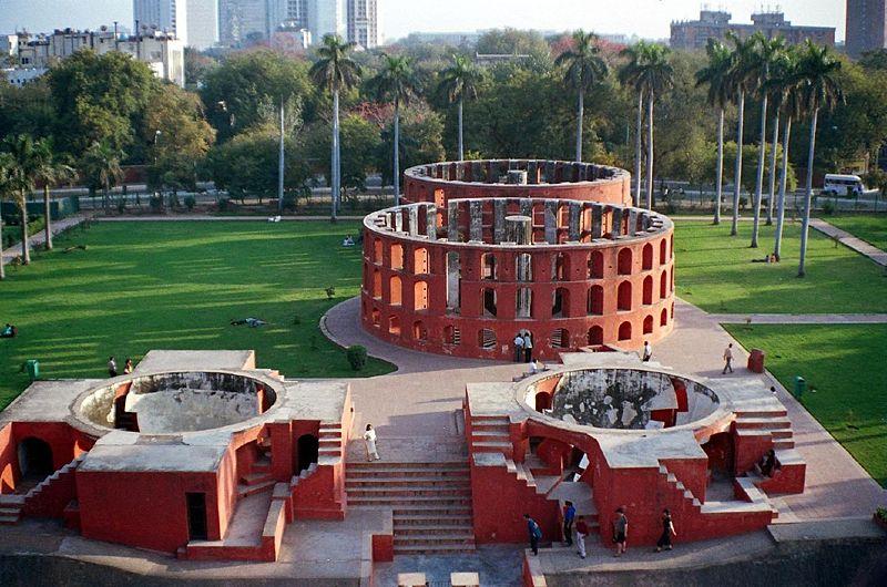 Monumentos de Nueva Delhi