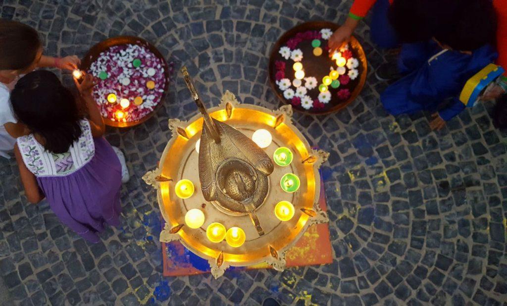 Fiesta más típica de la India: Diwali