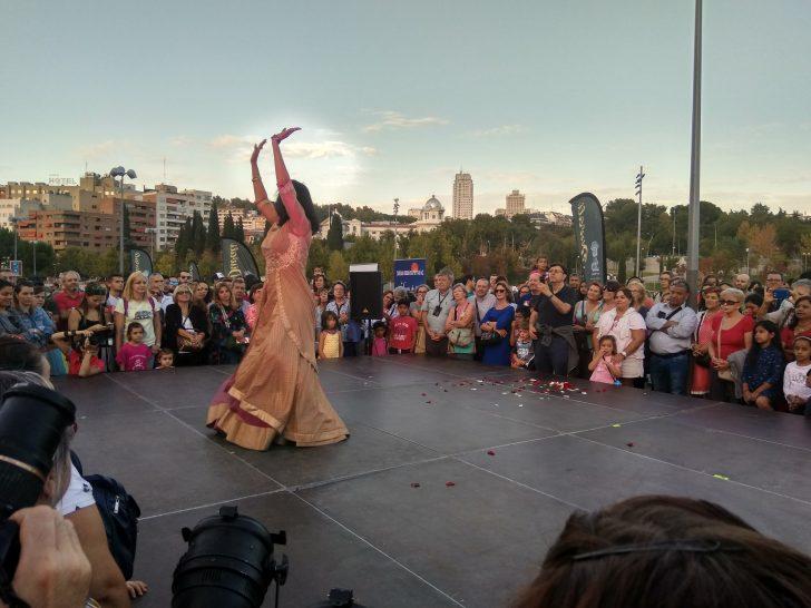 la fiesta más típica de India Diwali Madrid