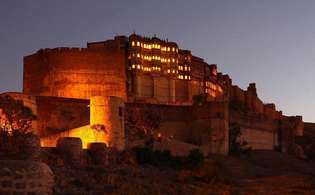 Jodhpur Fortress