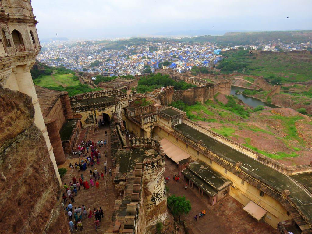 Baoli in Jodhpur