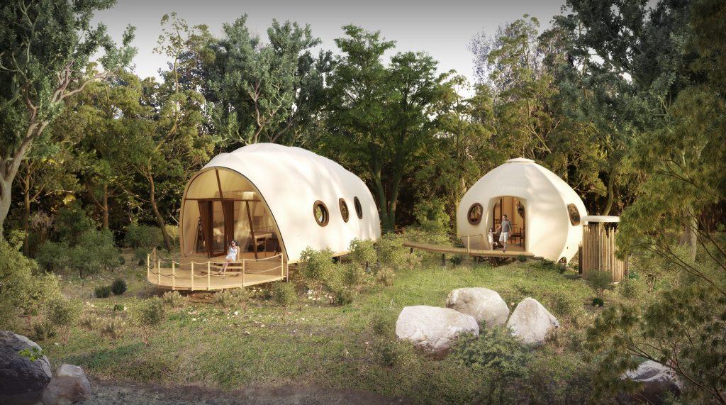 Cocoon y Urchin (Wild Coast Tented Lodge - Sri Lanka (Glamping))