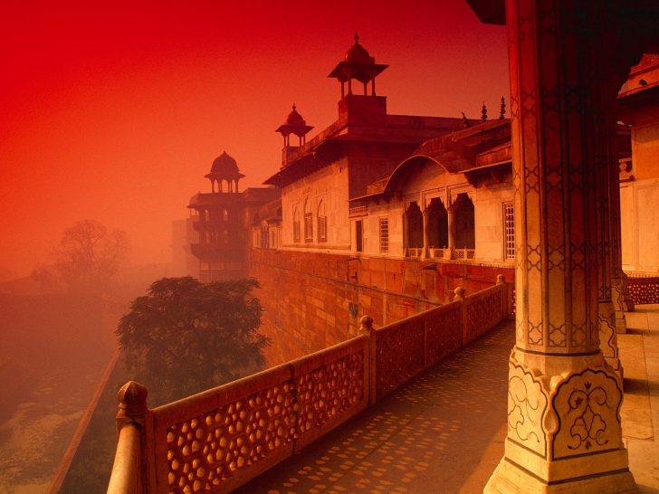 Fuerte Rojo, India (Delhi)