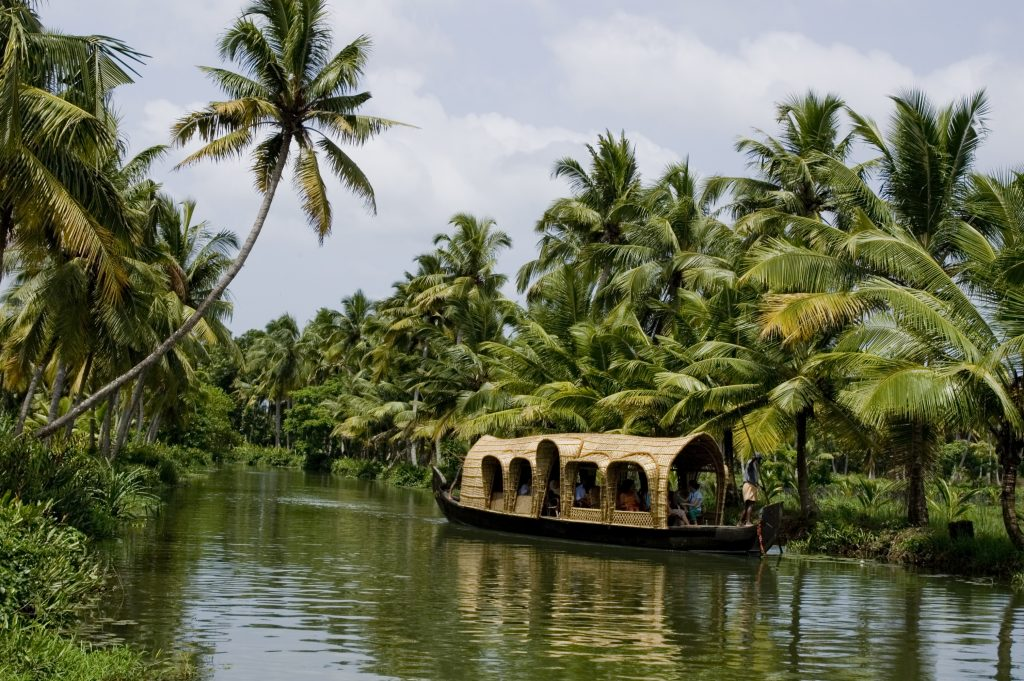 Que ver en los backwaters de Kerala
