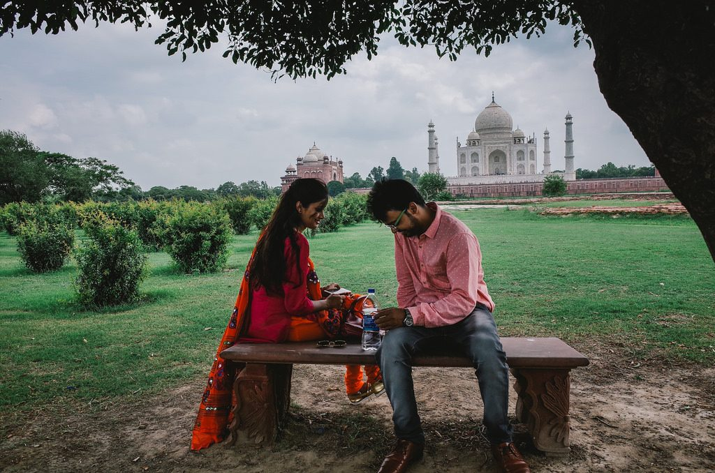 7 Things not to do in India: Show signs of affection in public