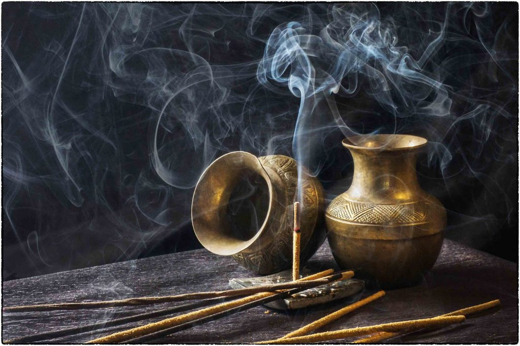 Shopping in India: Incense and other aromas