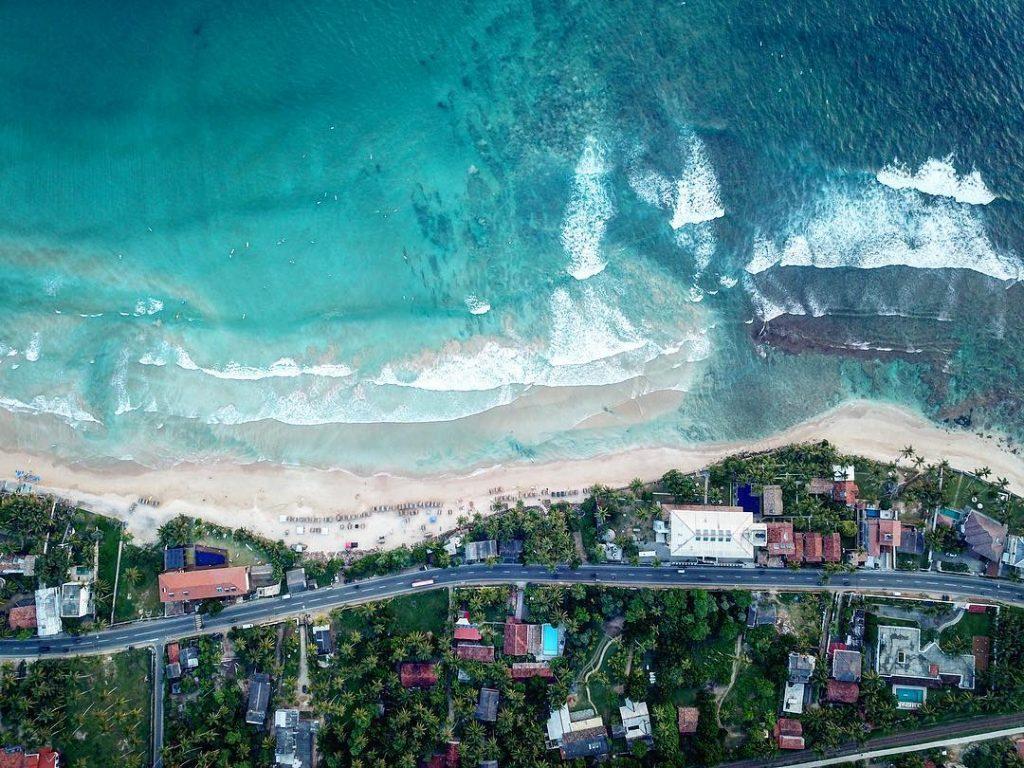 Kabalana Beach, meca del surf en Sri Lanka