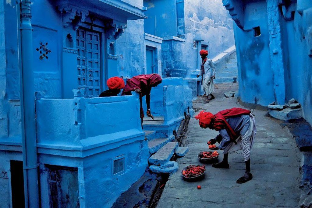 Las calles azules de Jodhpur